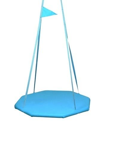 Holmen Holmen Ada Salıncak Hamak Mavi Mavi